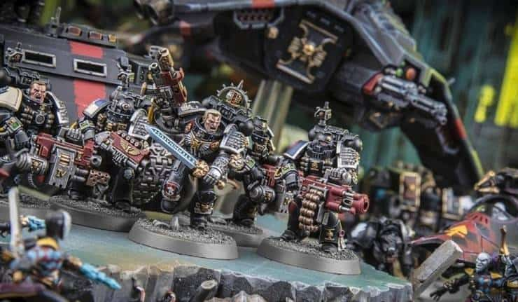 New 40k Deathwatch Rules - REVEALED! - Spikey Bits
