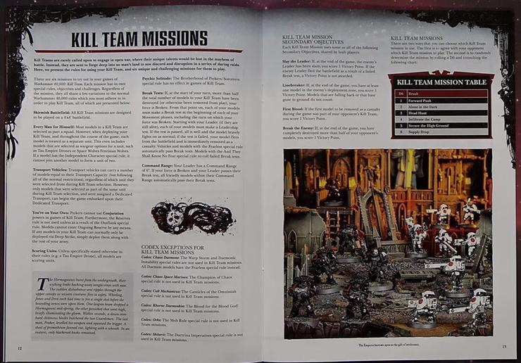 Warhammer 40k Kill Team Rules Pdf Download - garesgefi : Inspired by
