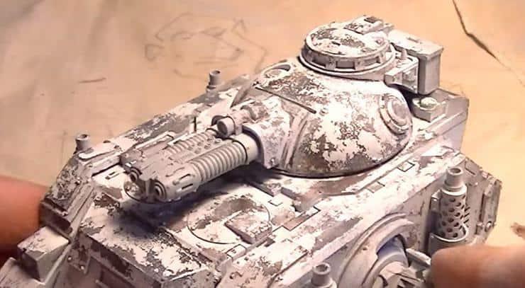 OPN Predator paint tutorial