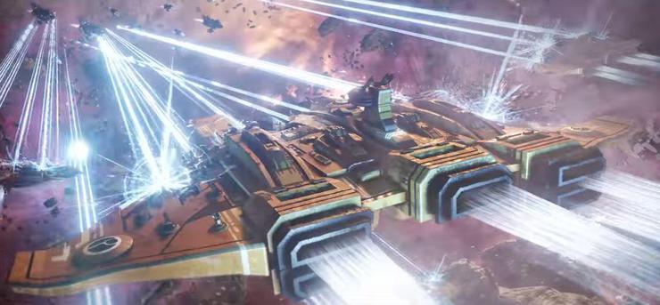 Tau Battlefleet gothic armada