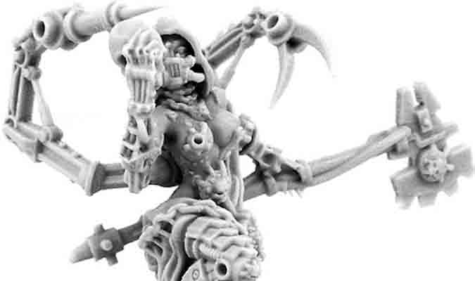 Add Sugar & Spice to Your Army With Grim Skull Minis