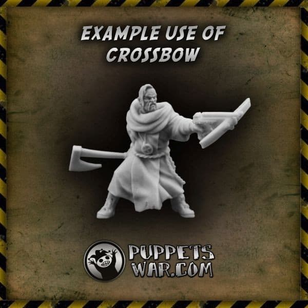 Crossbow Puppets