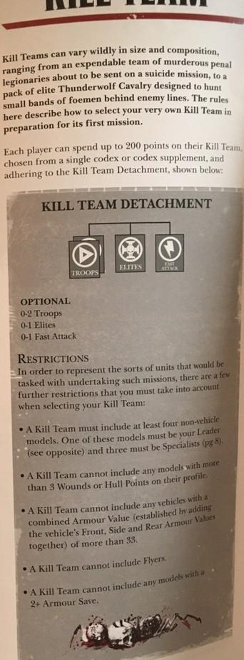 Codex Rulebook