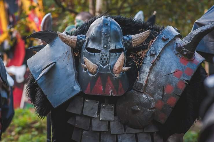 warhammer larp cosplay