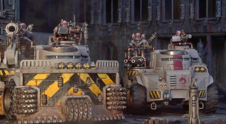 [Onslaught miniatures] Nouvelles - Page 31 Goliath-tanks-genestealer-cult