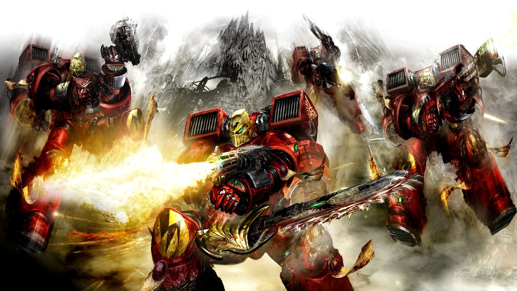 blood angels art