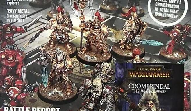 white dwarf components - photo #34