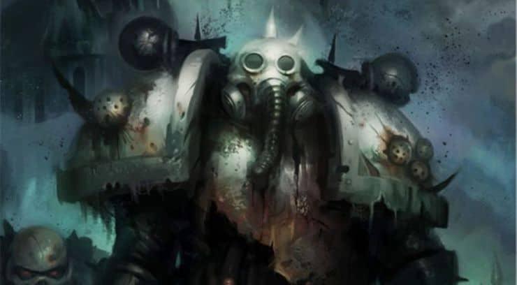 Plague Marine nurlge
