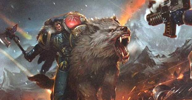 space wolves Warhammer 40k: Are Space Wolves in For a Ruff Time?