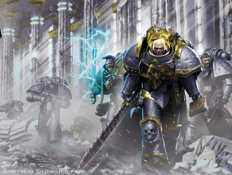 Horus Heresy Book Cover Art : Horus heresy cover art pixshark images