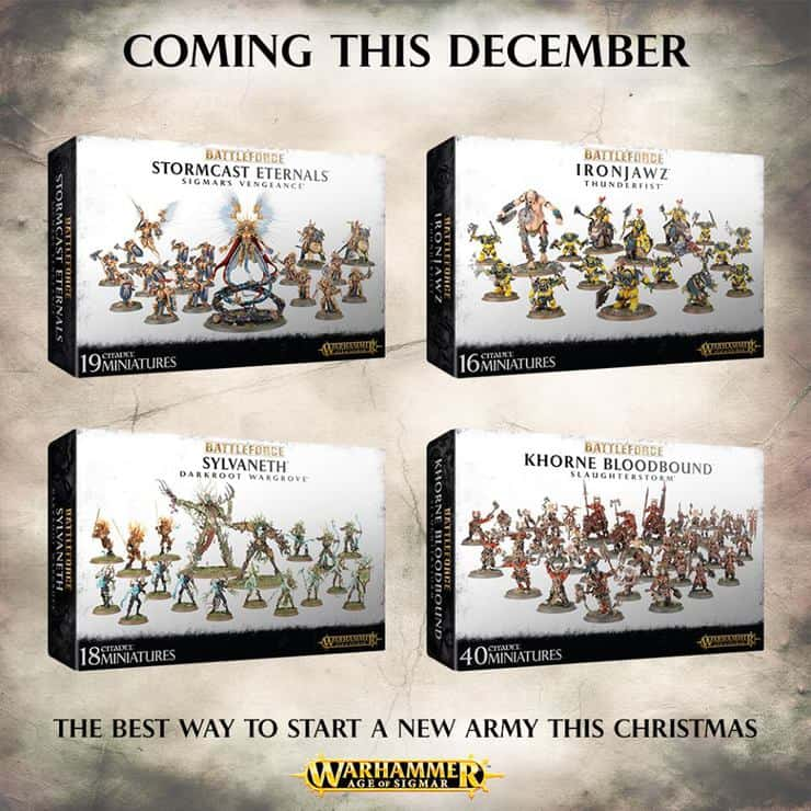 age of sigmar bundles
