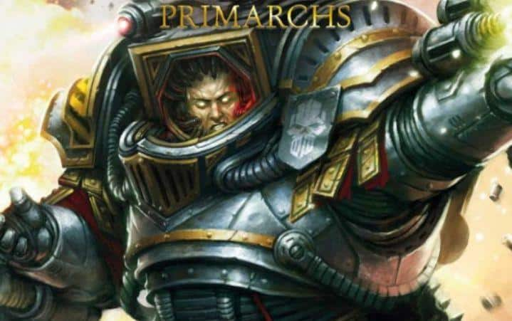 the primarchs novel