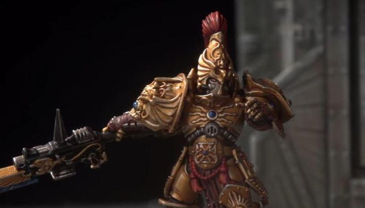 custodian guard how to paint