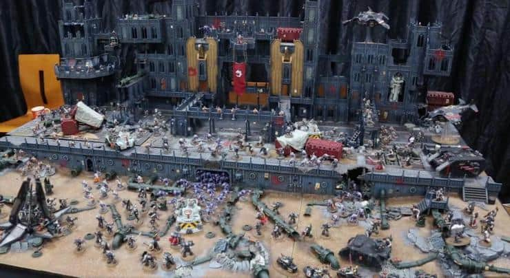 40k open day coverage from gw