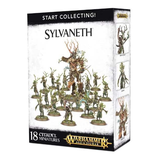 Games Workshop AOS Sylvaneth Dryad Bits Multi listing