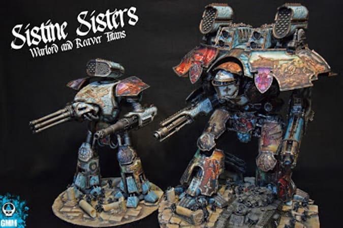 sistine-sisters