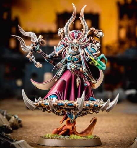 ahriman new model