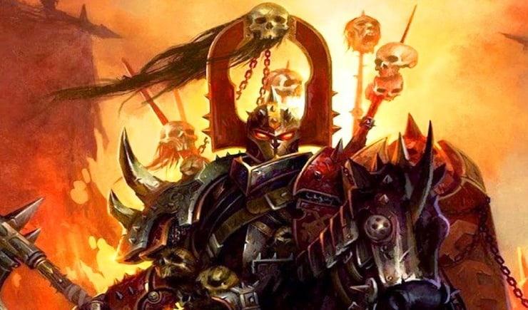 fantasy walpaper1 khorne sigmar chaos warrior