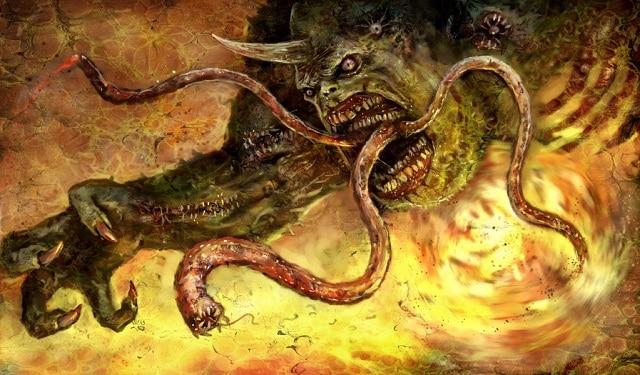 nurgle daemon
