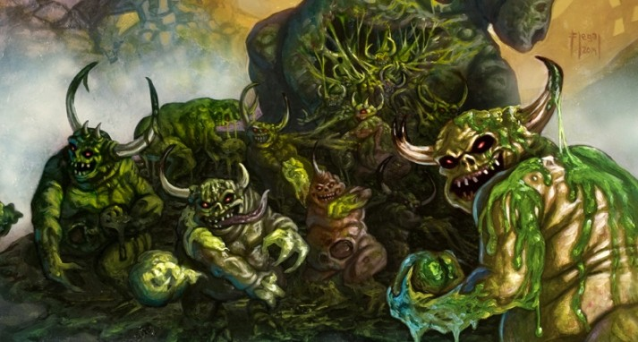 Green Plague Beast Pictures to Pin on Pinterest - PinsDaddy