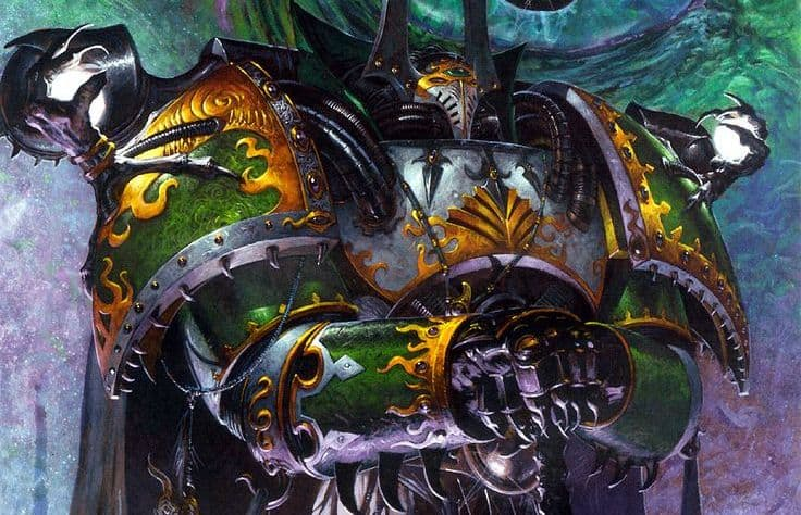 New Thousand Sons Rules Artefacts & Traits REVEALED