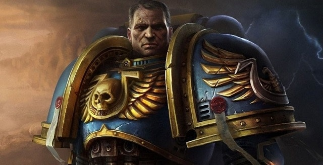space marine wal hor