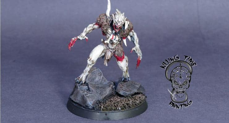 KTP Ghoul King Conversion