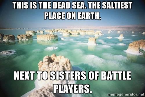 sisters salt