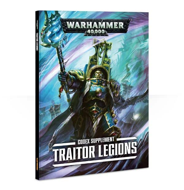 traitor legions supplement