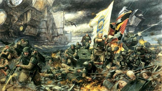 historia astra militarum