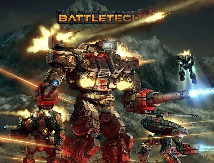 Battletech-Art