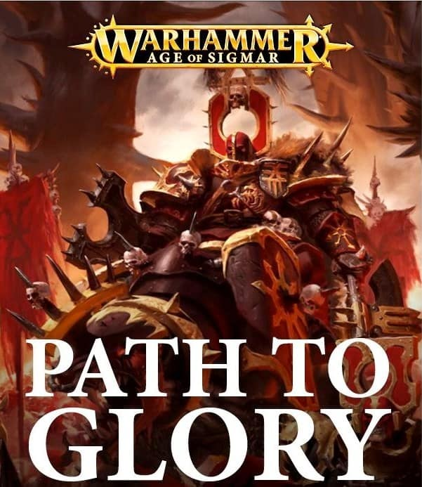 Path to Glory Sigmar