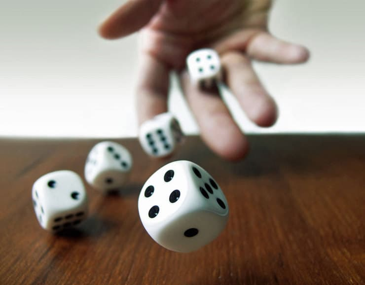 roll the dice online