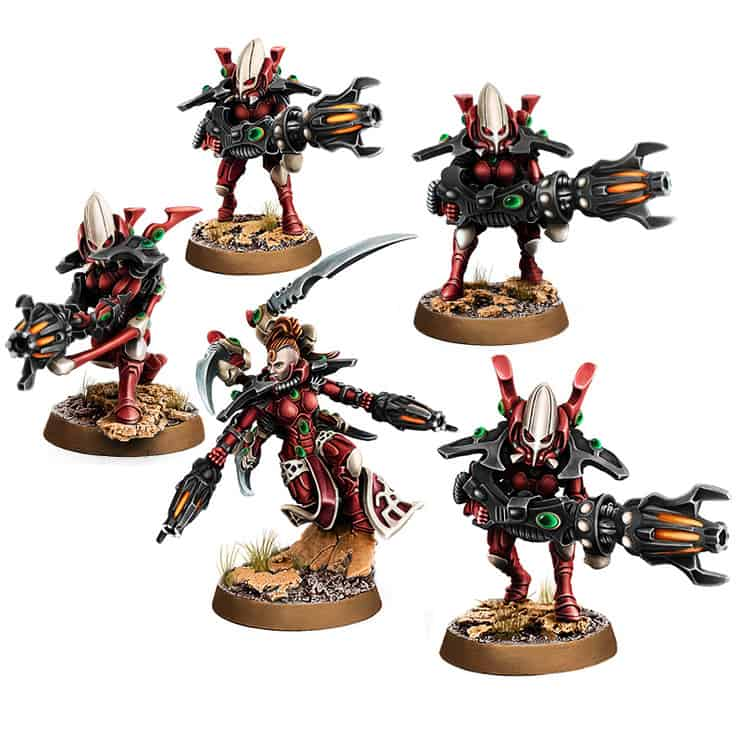Top 5 Alternate Minis For December From Wargame Exclusive
