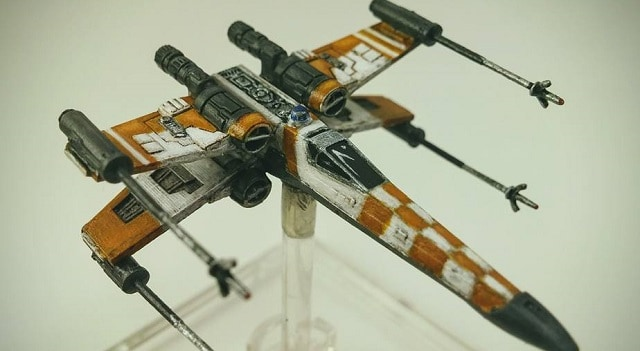 Coordination is Key! X-Wing Orange Squadron - Spikey Bits