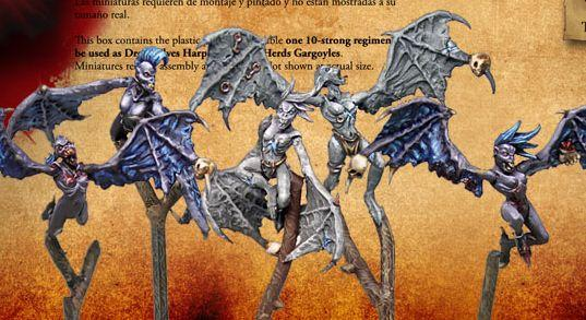 avatars of war plastic harpies