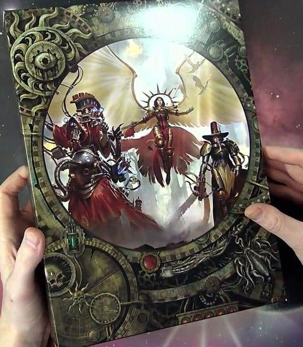 Triumvirate Of The Imperium