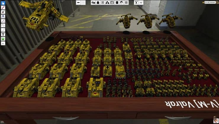 will steam's new 3d 40k tabletop simulator change the way we play