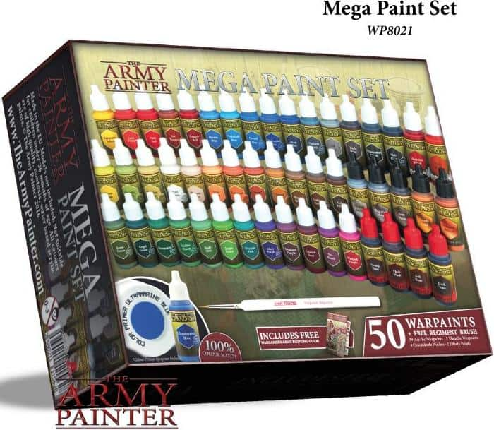 Army Paint Mega Box