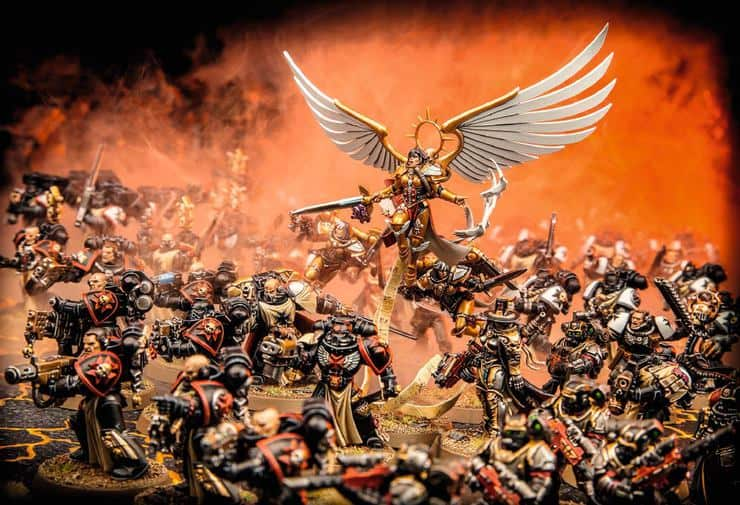 Crusade for Cadia Gathering Storm