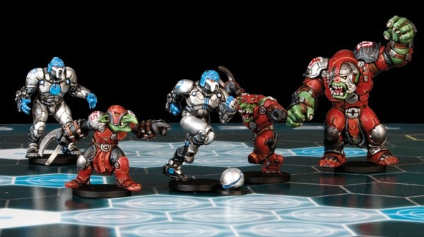 mantic dreadball
