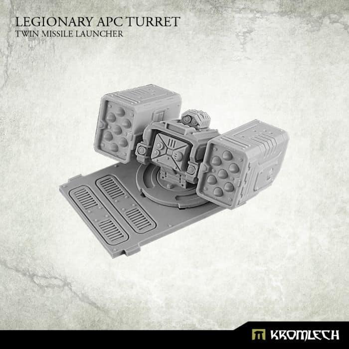 Legionary APC Turret