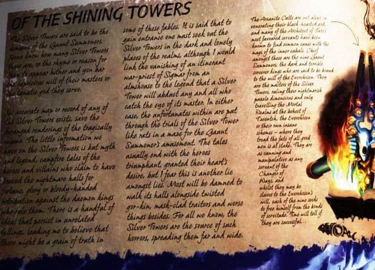 shining towers