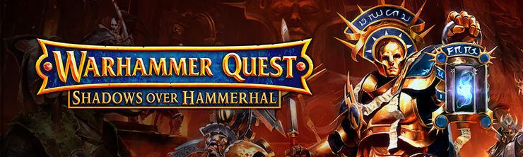 Warhammer Quest Hammerhal