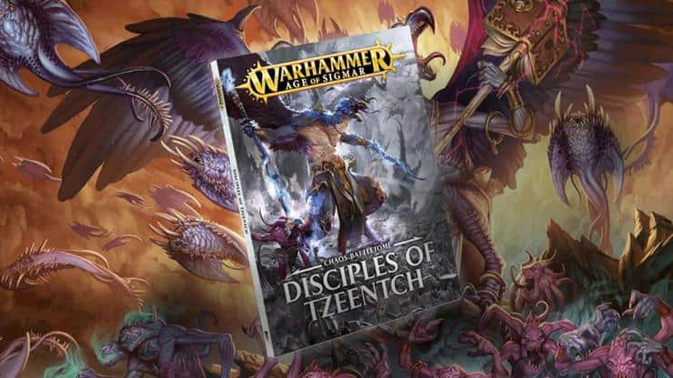 disciples of tzeentch tips tactics