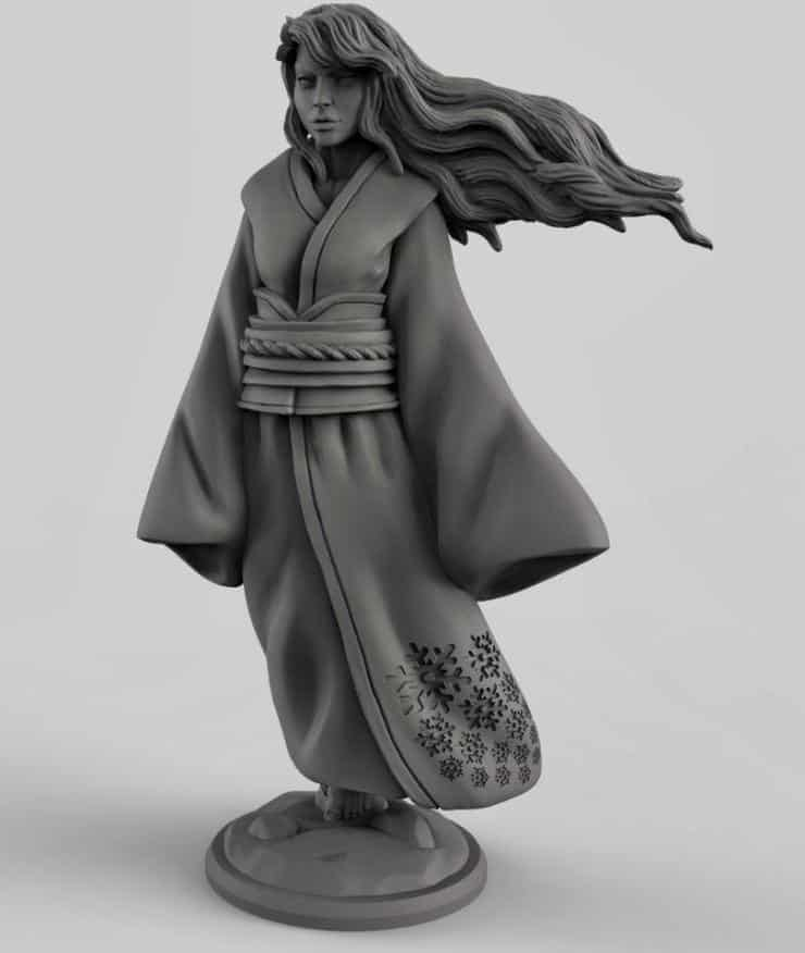 photo regarding Free Printable Minis named Obtain Cost-free Printable 3D Miniatures For Your Tabletop