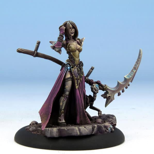 JEN - HARVESTER OF SOULS dark sword