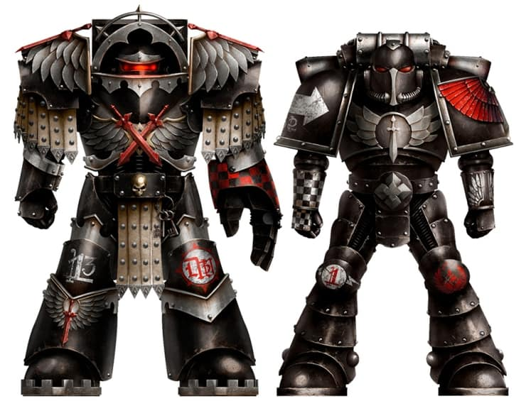 Forge World Reveals Contents of Heresy Book VIII Angelus! - Spikey Bits