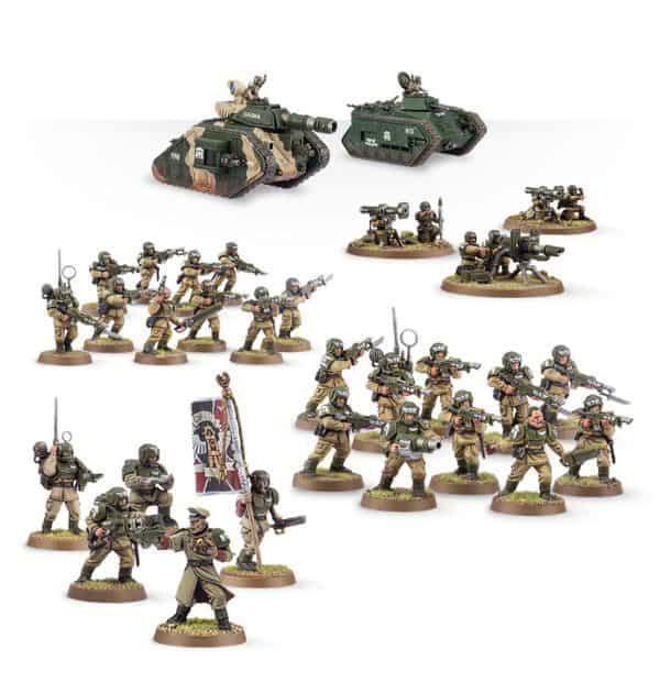 Cadian Defence Force