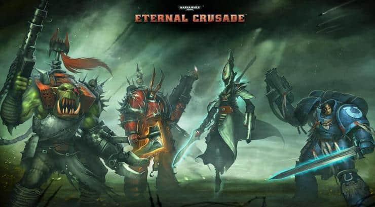 Eternal Crusade Cover